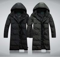 Latest style Men Nice Designer Casual Down Jacket Stand Hoody Collar  Winter Warm Coat Black Fashion Outwear jacket MS2052