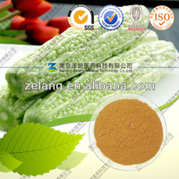 High quality Bitter Melon Extract ~Charantin 10% ~ CAS NO.:90063-94-8