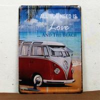 Vintage Metal Tin Signs wall decor House Office Restaurant Bar Metal Painting art  V-98 15*20CM Freeshipping