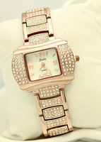 Time hot-selling watch rhinestone mantianxing women's watch fashion table bracelet watch