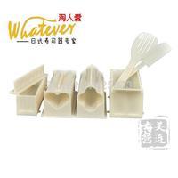 Free shipping DIY Sushi Master Maker Rice Mold Kitchen Sushi Making Machine 11 Tool Set Perfect Roller Maker