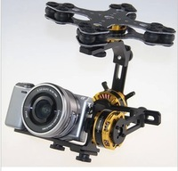 DYS Brushless Three-axis Gimbal Kit +3pcs w/4108 Motors for Sony NEX ILDC Camera FPV