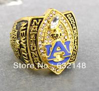 free shipping replica 18K gold 2010 Auburn Tigers NEWTON Championship Rings