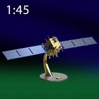 Satellite alloy model