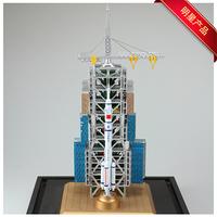 0 satellite tower alloy model stirringly