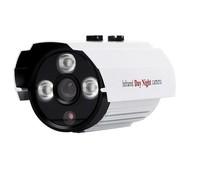 Free shipping new 2013 mini sony ccd 3 Array LEDS 800 TVL HD IR cctv camera security outdoor waterproof camera