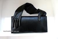new 2013 brand designers black 3d gloves vintage women's solid handbag fashion shoulder bags elegant totes day clutches bolsas