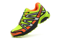 2013 New Zapatillas Salomon Speedcross 3 Running Shoes Men's Walking Ourdoor Sport Athletic Shoes Free Shipping