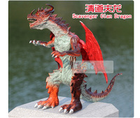 Non-toxic soft colloid large dinosaur model toys Hands and feet moving about 28 cm children gifts toys