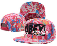 Chrismas gift! wholesale&retail top quality OBEY galaxy sky star baseball snapback caps, embroidery logo mix order,free shipping