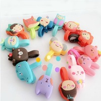 2pcs Cute Cartoon Earphone Cable Winder Cord Organizer Holder CM1283