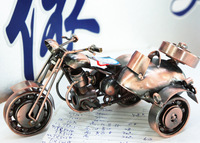 Metal chalybeate motorcycle model decoration tieyi technology gift derlook motorcycle