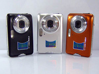 Free shipping: Digital camera for photograph , Audio video , Anti-shake , Facial preferred , macro , Smiling face
