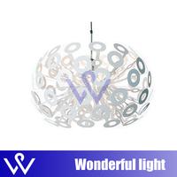 EMS FREE SHIPPING 550MM Richard Hutten Moooi Dandelion Pendant Lamp With Aluminum Materia