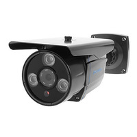 1.3 MP Plug and Play IP camera (960P , Big Array Leds IR 30m, Free P2P, Onvif)