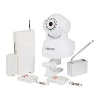 Wanscam - Indoor Wireless Intelligent Alarm IP Camera With Door Sensor