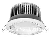 24W 6Inch LED Downlights CRI 80 No Glare CE& Rohs DownlightLED 120 Degrees AC85V-264V 2000LM Ultra Bright LED Light