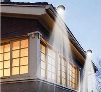 Outdoor Solar Light sensor  Powered 3 LED Light  Garden Yard Free shipping