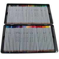 Marco marco colored pencil 7100-48tn iron boxed 48 oily colored pencil colored pencil