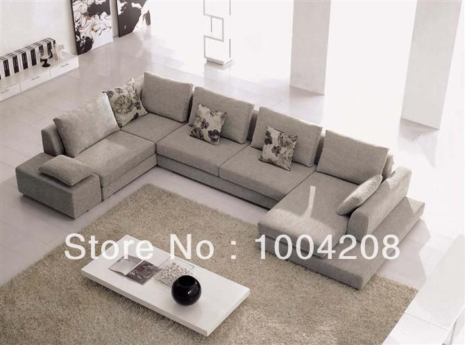 salon moderne entissu style moderne canap dangle canap en tissu mobilier de salon - Salon Canape Moderne