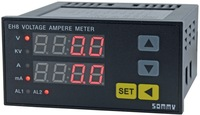 Digital Voltage and Ampere Meter/Free Shipping Cost