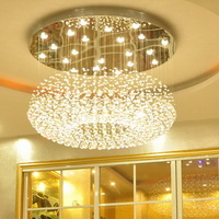 Lamp living room lights pendant light pendant crystal lamp modern lamp project light crystal lamp 8028