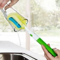 Home supply Cup brush bottle brush baby nipple brush bottle cleaning tools set