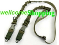 High Strength QD 1000D Nylon Two Point Sling Green