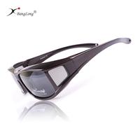 XQ-201 dark purple Riding eyewear polarized sports eyewear polarized driving glasses driver glasses driving glasses