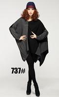 2013 Autumn new arrival super plus size V neck long sleeve causal T shirt street fashion extra large size shirt 302