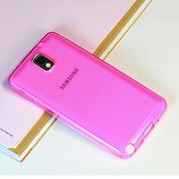 Anti-skid design soft tpu case, Matte Soft Tpu Case for Samsung Galaxy Note 3 N9000 N9002 Drop shipping