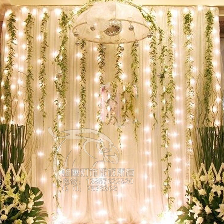 Wedding Decoration Lights Romantic Decoration