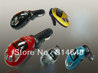 Beetle shaped car mp3 FM transmitter modulator with audio cable to play songs from cellphone, media player