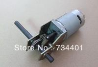 12V24V gear reducer, worm gear reducer, 48GF worm gear motor,The deceleration motor tea packing machine