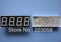 "Free shipping 20Pcs/lot Wholesale 0.56"" inch 4 Digits 7 Segment Red LED Numeric Digital Display,Common Cathode"