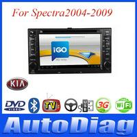 Android Car DVD For KIA Spectra GPS 2004-2009 with Digital TV/IPOD Car GPS For Spectra KIA DVD Radio