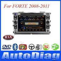 Android Car DVD For KIA FORTE GPS 2008-2011 with Digital TV/IPOD Car GPS For FORTE KIA DVD Radio