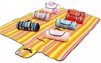 Shengyuan outdoor picnic rug 1.5 2m oversized camping thickening cushion the broadened moisture-proof pad