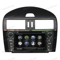 car dvd player autoradio car gps navigation system for Nissan Tiida