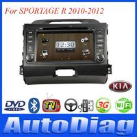 Android Car DVD For KIA SPORTAGE R GPS 2010-2012 with Digital TV/IPOD/Bluetooth Car GPS For SPORTAGE R KIA DVD Radio