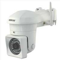 Wanscam Newest 1.0MP 720P HD Outdoor Waterproof Night Vision Wireless Wifi Network IP Camera P2P IR CUT Mobileview