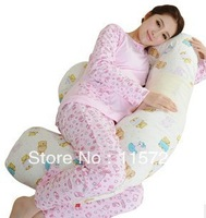 Maternal side lying pillow waist side pillow products multifunctional pillow