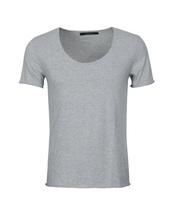 Special Offer Mens Deep Crew Neck Tee Cotton Tonic Slim Fit Saints T Shirt All Sizes 7 Colours !