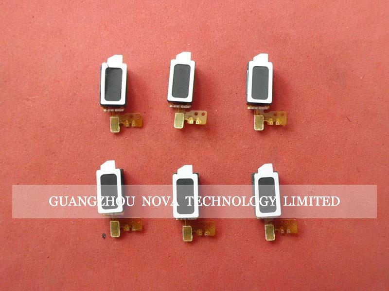 Наушники Для Samsung I8190 Galaxy S3 III mini Динамик Динамик Разъемы Flex Кабель Запасные Части; HK Бесплатный 100 шт./лот