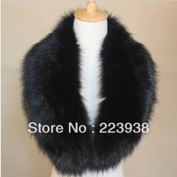 Free Shipping 2013 Hot! Winter Women's Faux Fur Scarf Big Fur Collar False Collar Scarves