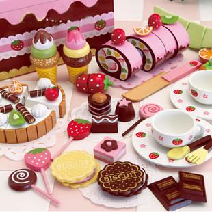 Free shipping Mother garden cake afternoon tea birthday cake qieqie ...