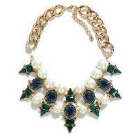 New Hot Sale European and American short necklace Queen paragraph shipping over $ 10
