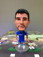 Free shipping  2014 Chelsea's frank lampard 8 star robin van persie football star simulation shaking his head dolls, doll
