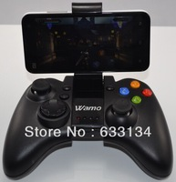 Free Shipping Wamo Wireless Bluetooth Gamepad for Android Phone Support xiaomi/ Samsung / Meizu 360 feeling