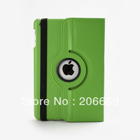 360 Rotating Swing Leather Case For Apple iPad Mini 2 Case Retina,Stand PU Cover For iPad Mini Cover